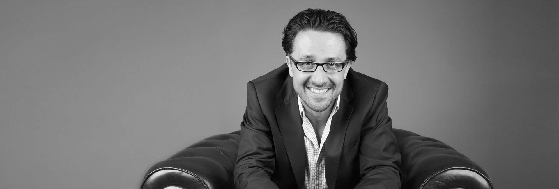 Wolf Hoffmann – Geschäftsführer Consiglieria GmbH