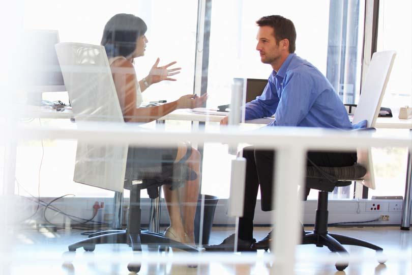 Mitarbeitergespräch - – Lästiges Übel oder eine Goldinvestition?
